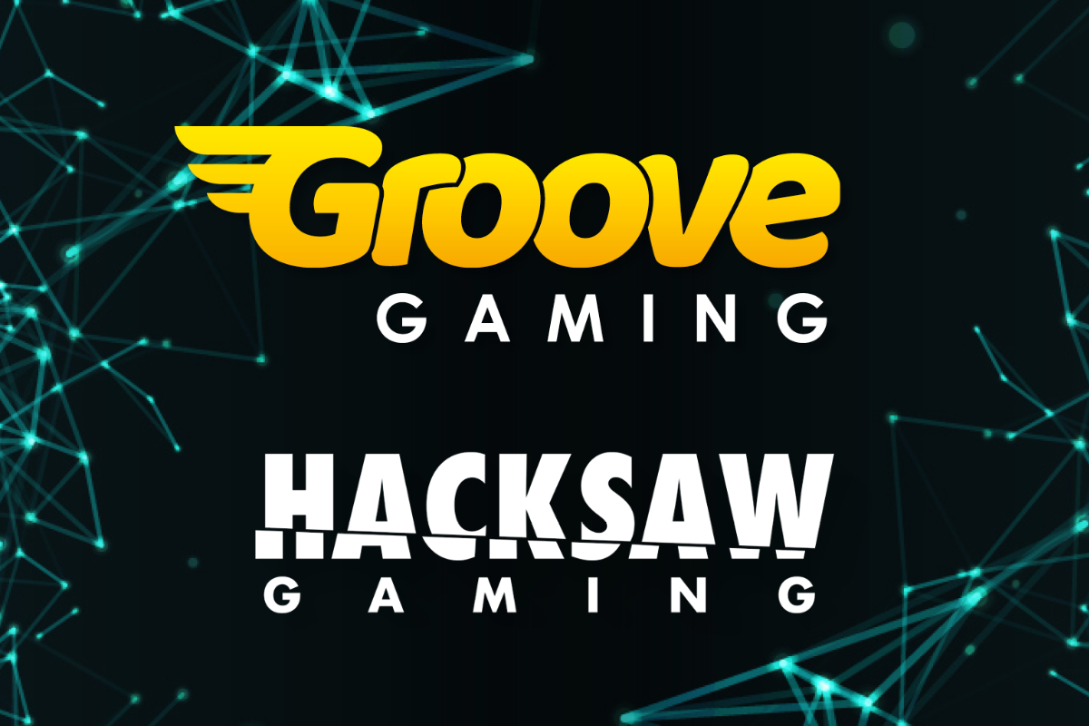 GrooveGaming takes Hacksaw Gaming to game aggregation platform