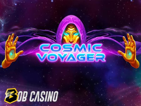 Cosmic Voyager Slot Review (Thunderkick)