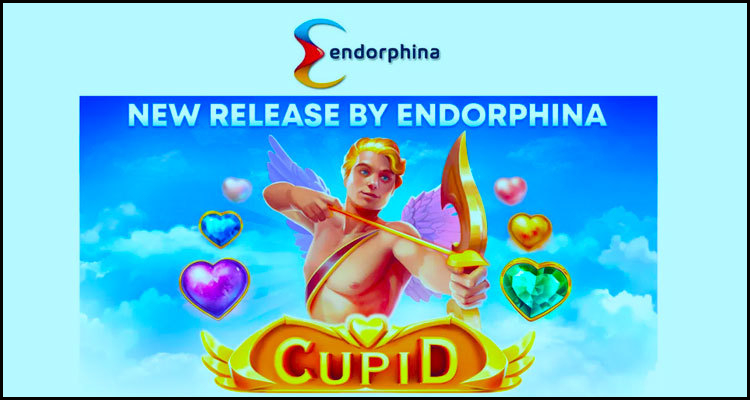 Feel the love with the new Cupid video slot from Endorphina Limited