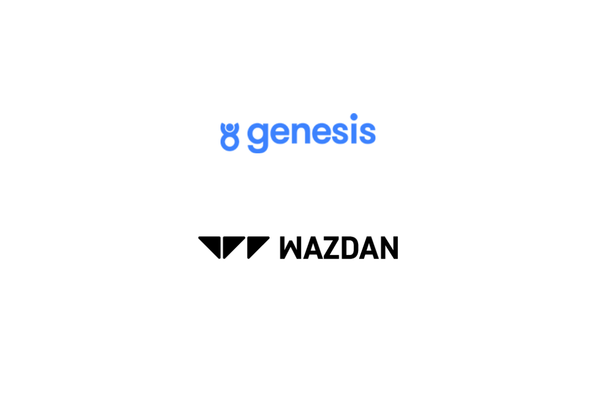 Genesis Global partners with Wazdan to extend games offering to customers
