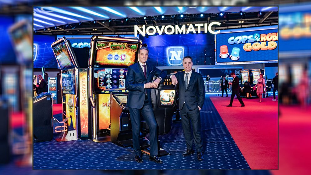 Novomatic Group Restructures its Sales and Production Departments