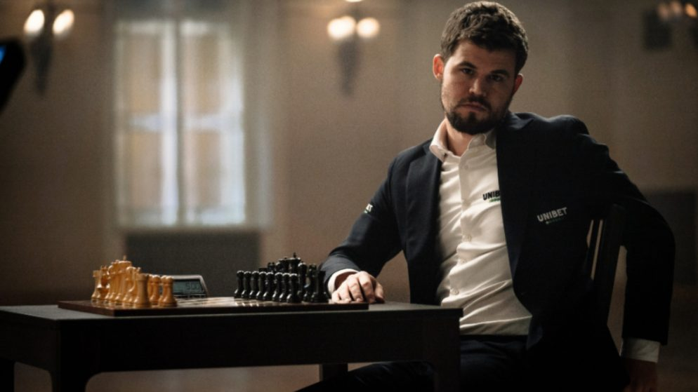 Magnus Carlsen joining Team Kindred for the first Online World Corporate Chess Championship