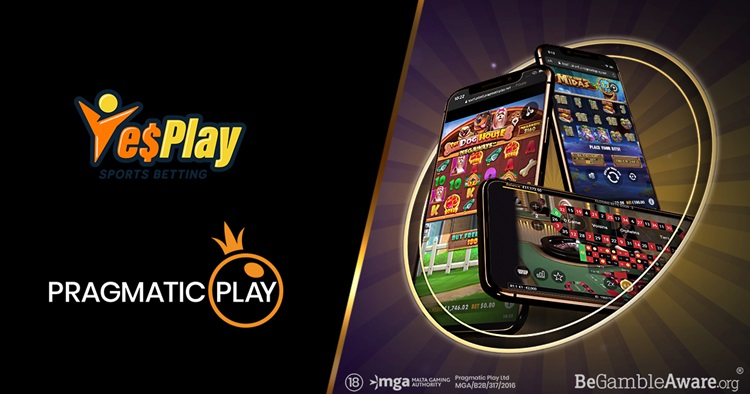 Pragmatic Play B2B partnership with CDP Gaming Technologies' YesPlay brand sees multi-vertical debut into South Africa
