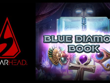 Spearhead Studios supercharges its online slot portfolio with the release of Blue Diamond Book
