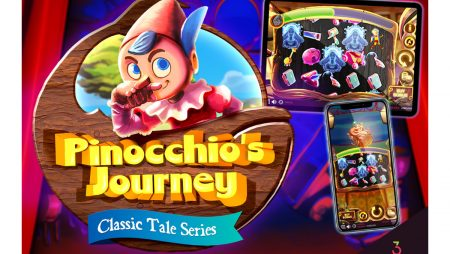 Pinocchio's Journey, the latest release from Triple Cherry