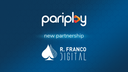 Pariplay Partners with R. Franco Digital