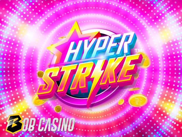 Hyper Strike Slot Review (Quickfire)