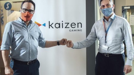 Kaizen Gaming Appoints Julio Iglesias Hernando as its New CCO