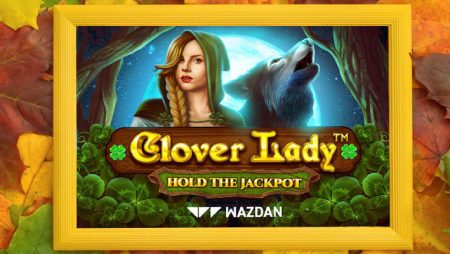 Travel deep into the magical woods with Wazden's new online slot Clover Lady