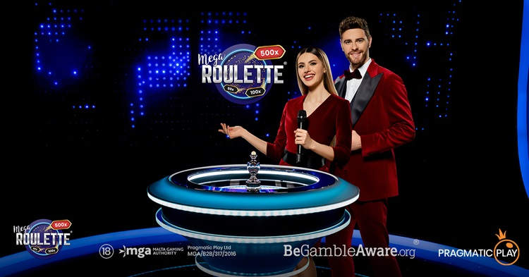 Pragmatic Play launches new Mega Roulette product with select LatAm operators