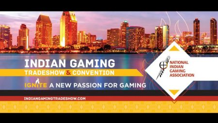 2021 Indian Gaming Tradeshow and Convention to be held in Las Vegas at Caesars Forum July 19-23