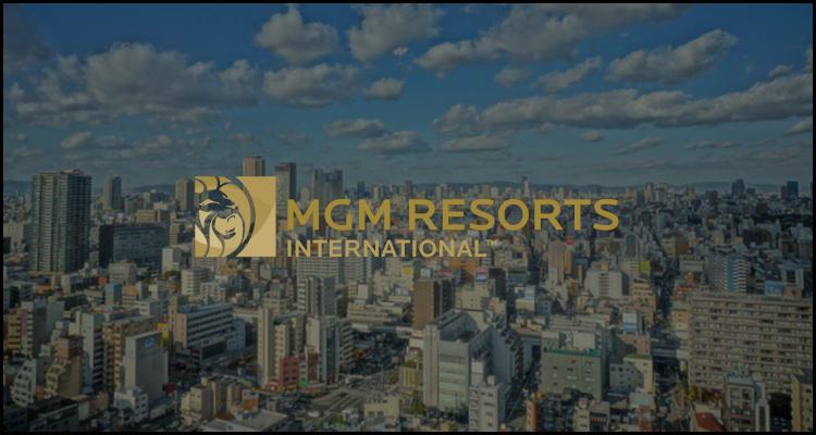 MGM Resorts International remaining keen on Osaka casino project