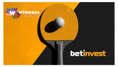 BetInvest to offer all-inclusive table tennis content for sports betting operators and providers