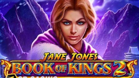 Jane Jones: Book of Kings 2 Slot Review (Playtech)