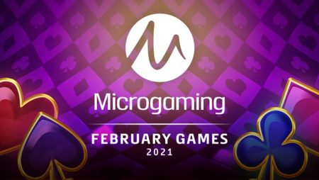 Microgaming to launch 20-plus slots in February
