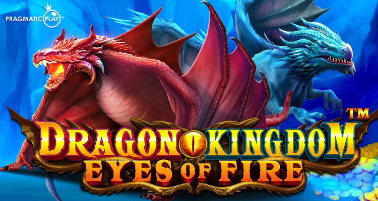 February heats up with Pragmatic Play's new video slot Dragon Kingdom Eyes of Fire