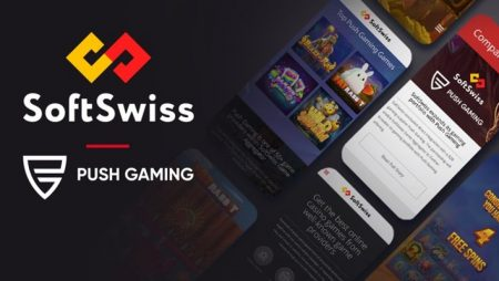 """Push Gaming agrees """"extensive content deal"""" with SoftSwiss"""