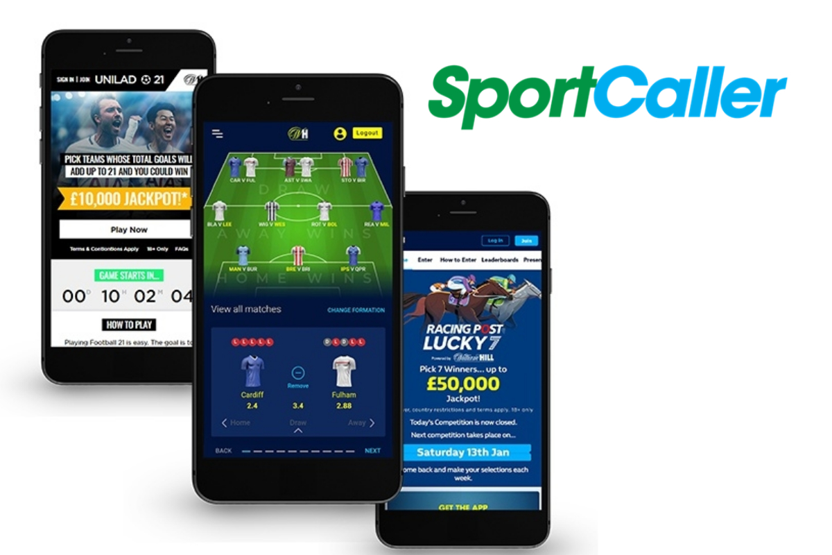 Breaking News: Bally's Corporation To Acquire SportCaller, Leading Global B2B Free-To-Play Game Provider