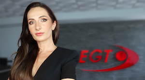 EGT appoints chief revenue officer