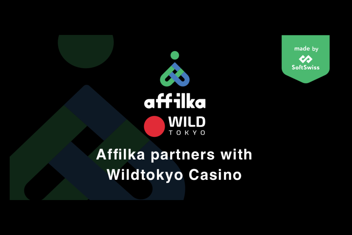 Affilka enters into partnership with WildTokyo Casino