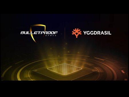 Yggdrasil bolsters YG Masters program with Bulletproof Games