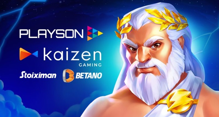 Kaizen Gaming enhances iGaming suite courtesy of new content agreement with Playson