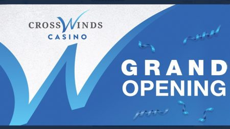 Wyandotte Nation to celebrate Grand Opening of new CrossWinds Casino in Park City on March 2