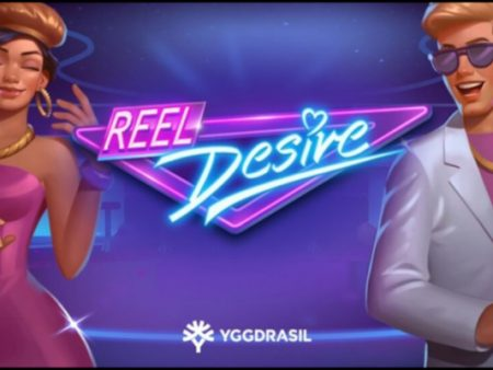 Yggdrasil Gaming Limited recalling the 1980s with its new Reel Desire video slot