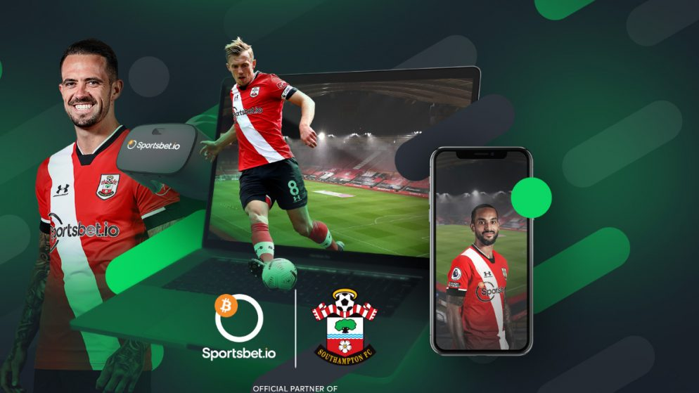 Sportsbet.io redefine matchday activations at-home, with new virtual VIP experiences for Southampton FC