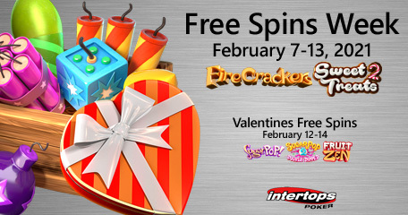Intertops Poker highlighting Nucleus Gaming again next week with extra spins deal
