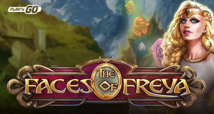 Play'n GO provides new twist on popular theme with The Faces of Freya video slot