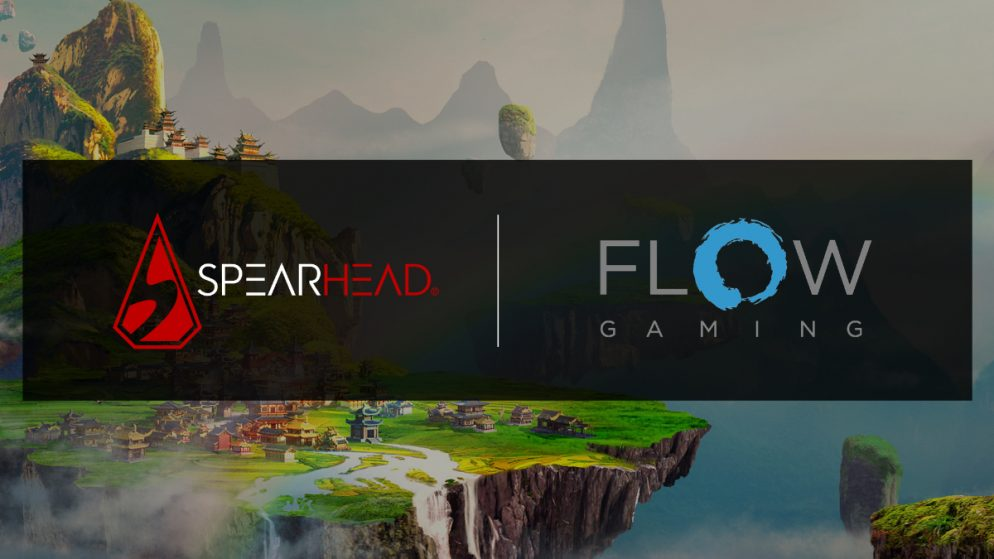 Spearhead Studios and Flow Gaming enter new partnership