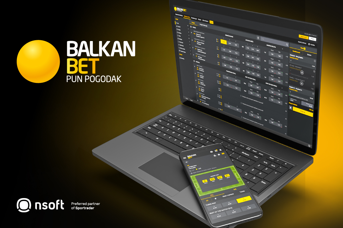 NSoft released new version of Live MTS to Balkan Bet