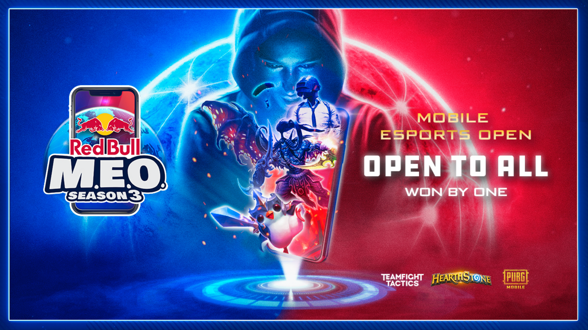 Red Bull Mobile Esports Open Season 3 Finals to Crown the Best Players in the World