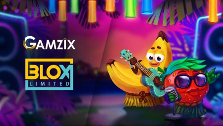 BLOX Keeps Things Fresh with Gamzix