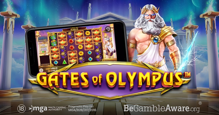Pragmatic Play releases mythology-themed slot Gates of Olympus: announces new hire and global launch of Mega Roulette