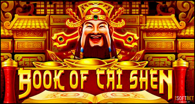 iSoftBet launches its new Book of Cai Shen video slot