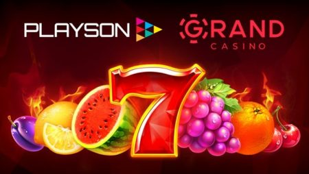 Playson extends European reach via GrandCasino Belarus launch