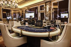 TCS John Huxley to supply Solaire casino