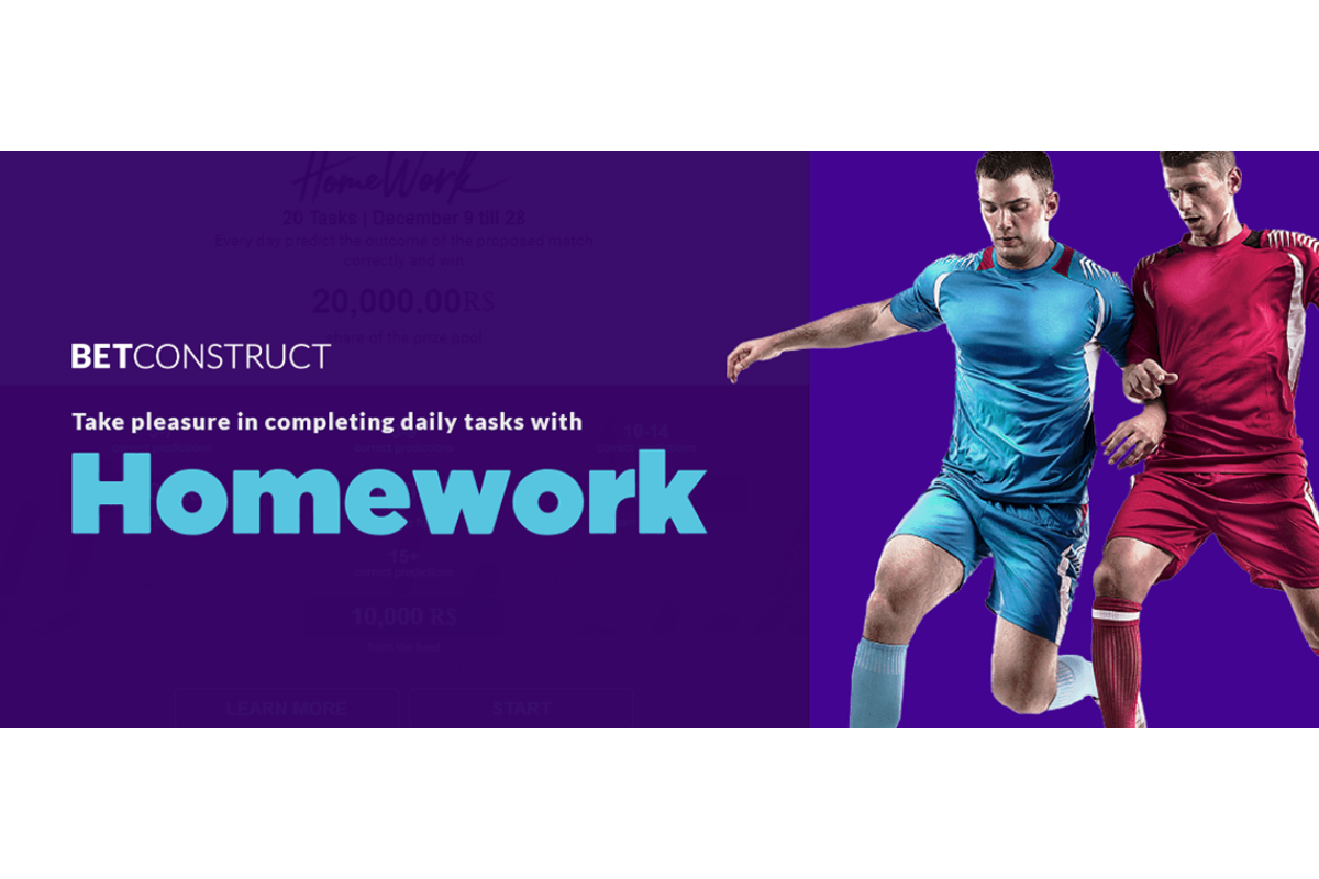 BetConstruct Launches New Promo Campaign for Sportsbooks