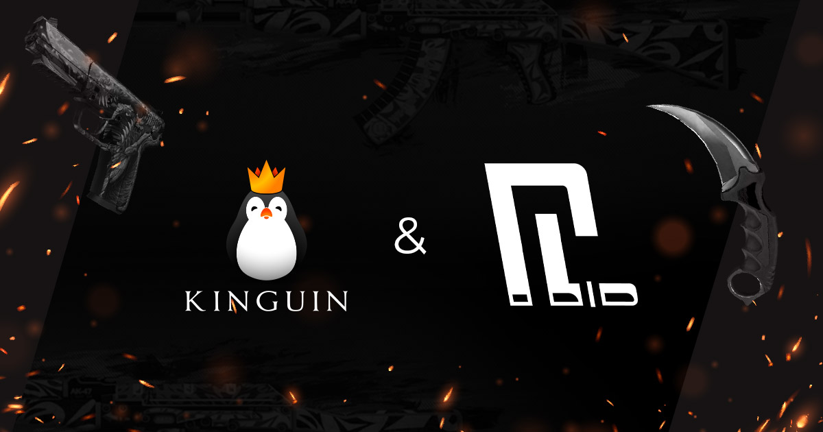 Kinguin Partners with CS:GO Pro Maikelele