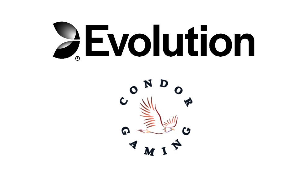 Condor Gaming now live with Evolution