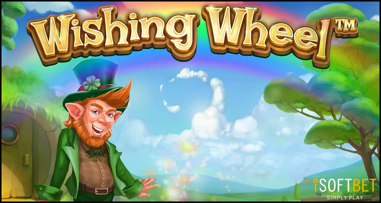 iSoftBet debuts new Wishing Wheel video slot just in time for St Patrick's Day