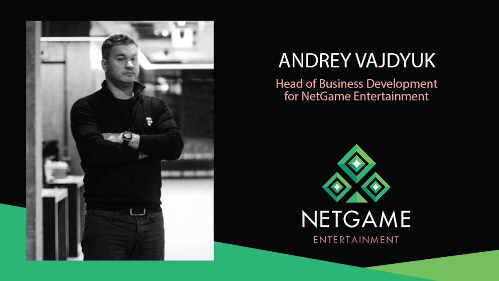 Exclusive Q&A with Andrey Vajdyuk, Head of Business Development for NetGame Entertainment
