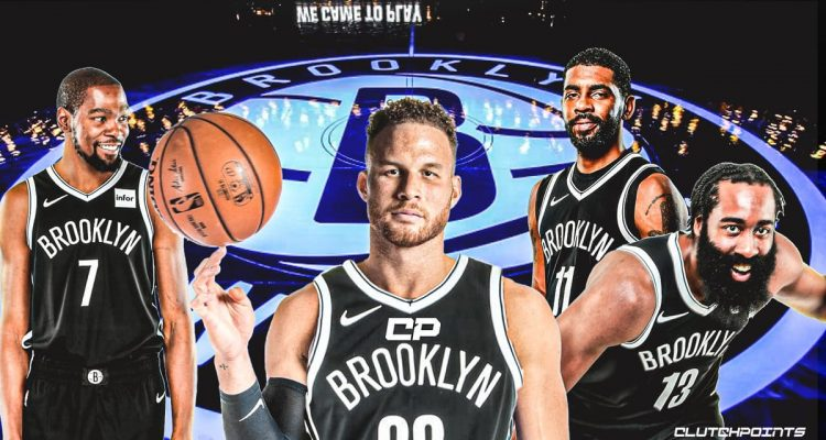 Brooklyn Nets have Signed Forward Blake Griffin for Remainder of NBA Season