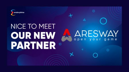 Endorphina partners with Aresway