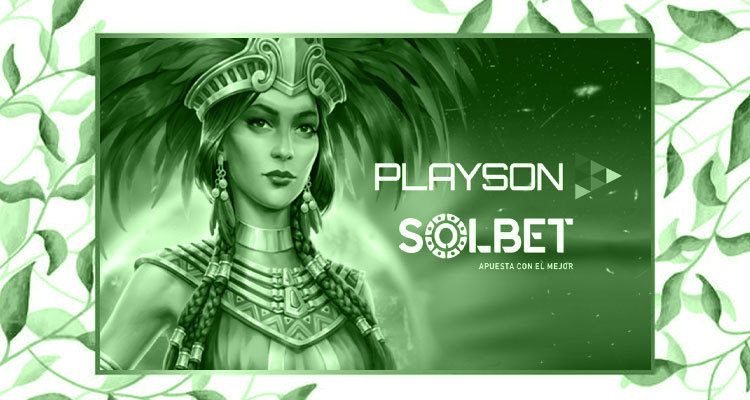 Solbet boosts offering for Latin American market via new Playson commercial deal