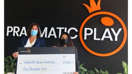 "Pragmatic Play Donates to ""Women for Women"" Foundation as It Marks International Women's Day"