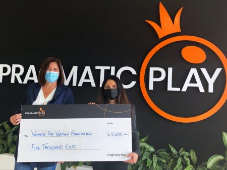 "Pragmatic Play Donates to ""Women for Women"" Foundation as It Marks International Women's Day"