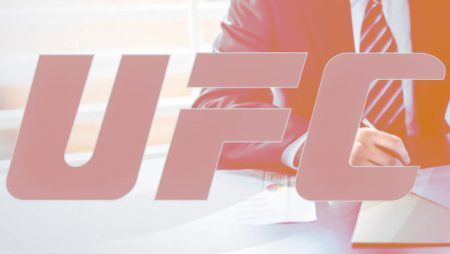 UFC names DraftKings Its official sportsbook and daily fantasy partner